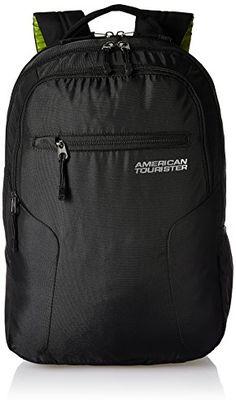 9de0f389238 Buy #9: American Tourister Polyester 32 Ltrs Black Laptop Backpack (AMT  BOP2017 LAPTOP BKPK2-BLACK)