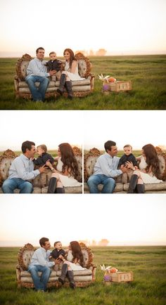 On to Baby photo shoot