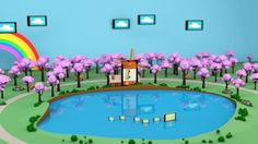 Microsoft Store: Low Poly Spring