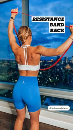 Fitness Workouts, Fitness Workout For Women, Back Fat Workout, Back Exercises, Back Workouts, Workout Aesthetic, Workout Schedule, Shoulder Workout, Sport