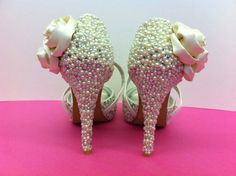 Bling Shoes - By Vikki - At Sapphire Bespoke Events, 59 Poulton Road, Wallasey, Wirral