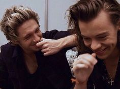 Niall tells a story to Harry. He said: There was a little boy named Harry. He had come from..... England. And when he went to Austria, he felt like he was from Finland.*trying his best to hide extreme laughter wanting to come out of him*