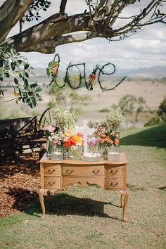 A romantic and rustic Australian wedding in Brisbane | Quince & Mulberry Studios