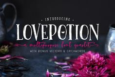 SALE! | The Lovepotion Collection by Callie Hegstrom on @creativemarket