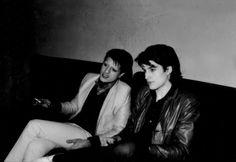 Mick Karn & Steve Jansen