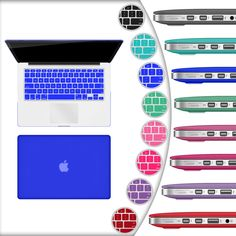 Stylish and sleek hard case designed for the Apple Macbook Easy, Snap-On installation. No tools and fuss to put on and remove.