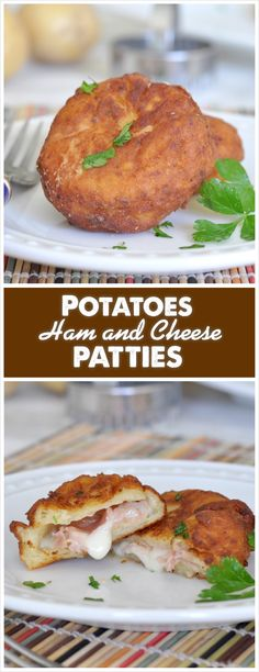 When potatoes meet ham and cheese, delicious things happen #icantbelieveitspotatoes #beholdpotatoes @honestcooking