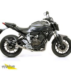 ARROW Dämpfer Yamaha MT07 RM04 14- Aluminium