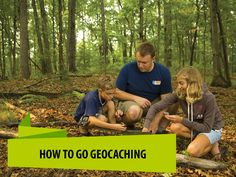 How to go geocaching?