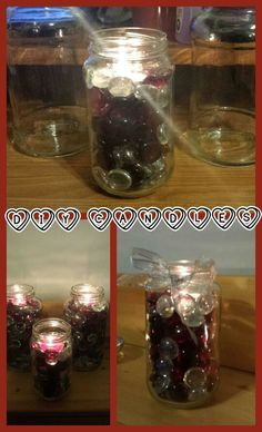 diy containers made from tostitos salsa jars cute recycling idea pinterest recycling. Black Bedroom Furniture Sets. Home Design Ideas