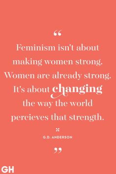 15 Empowering Quotes to Celebrate International Women's Day 2019 Empowering Women Quotes, Women Empowerment Quotes, Inspirational Quotes For Women, Strong Women Quotes, Happy Women Quotes, Good Woman Quotes, Motivational Sayings, Inspiring Quotes, International Womens Day Quotes