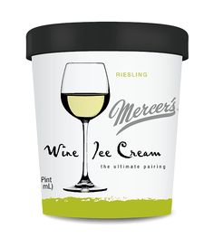 Mercer's Dairy creator of 10 wine infused ice creams, made in New York. Find a location near you or we can ship it...get ready to uncork your tastebuds!