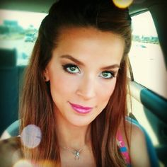 summer fun day #hair #makeup #leighannsays     http://followgram.me/leighannsays