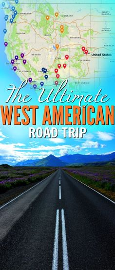 Looking for inspiration for your next road trip on the West Coast? Here's the perfect West American road trip! Japan Travel, Travel Usa, Grand Canyon West, Perfect Road Trip, Solo Travel Tips, Travel Necessities, Travel Essentials, Time In The World, Road Trip Hacks