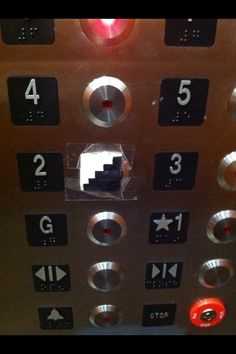 The Absolute Most Important Rule Of Elevators