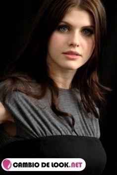 Alexandra Daddario péinate como ella -
