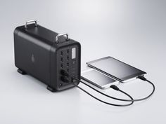 Portable electricity storage system [ELIIY ONE] | Complete list of the winners | Good Design Award