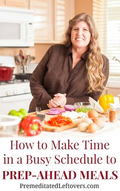 how to make a time schedule