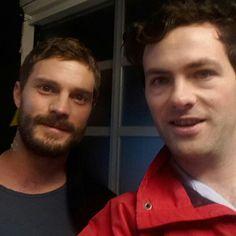Jamie Dornan Life: New/Old Fan Picture of Jamie (December 17)