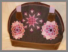 Schultertasche * Umhängetasche * Handtasche von Claudias Atelier auf DaWanda.com