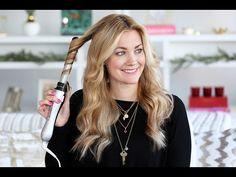 Celebrity hair stylist Sarah Potempa: tutorial for big, bombshell hair as seen on the runway
