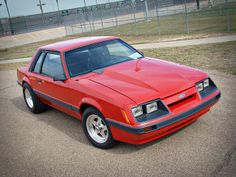 1986 Ford Mustang with LS1