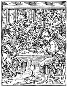 43 - Death and Devil seize upon the Gambler at his cards.jpg (469×600)