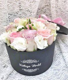 #vintageworld #flower #flowerbox #virág #virágdoboz