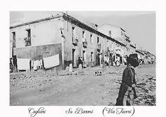 Cagliari , via Tuveri , 1920