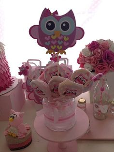 - cumple_buhos_festishop_04 Baby Shawer, Baby Owls, Sunshine Birthday Parties, Baby Shower Items, Baby Girl First Birthday, Scrapbook, Birthday Party Decorations, First Birthdays, Ideas Para