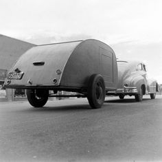 Cool teardrop trailer