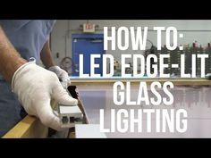 Klus B1890 - EX-ALU series Edge Lit Channel   LED Strip Lights & LED Bars   Super Bright LEDs