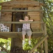 How to Build a Cool Tree House   eHow
