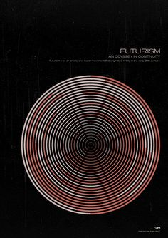 Futurism - An Odyssey in Continuity #4a by simoncpage, via Flickr