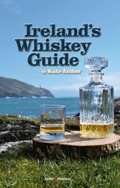 """The newly launched """"Ireland's Whiskey Guide"""" is a comprehensive travel and whiskey guide.   Ireland's Whiskey Guide is a new guide to the Whiskey Distilleries of Ireland. This Book is a part travel guide, and part historical insight. This comprehensive Travel and Whiskey guide provides lively facts and anecdotes about the history of Irish Whiskey, as well as some quirky facts about the island of Ireland – as seen through the eyes of the author. ISBN978-1-5272-3733-9 Whiskey Distillery, Whisky, Popular Whiskey, Good Things Take Time, Irish Whiskey, Green Landscape, Emerald Isle, Local History, Little Books"""