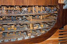 Боевой корабль «Vasa» («Ваза») - флагман Шведского королевского флота