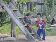 Niños jugando - Viet