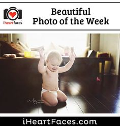 Beautiful Photo of the Week #photography #iheartfaces #baby #child