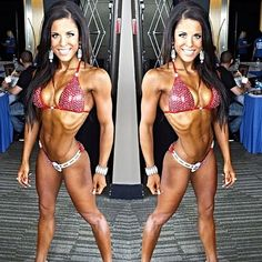 @anyaells: 2014 Cbbf Nationals Edmonton  1st place bikini class C … On to the next, excited to have a few months to improve and compete in the 2015 Arnold Amateurs next march :) #bikinicompetitor #ifbb #fitlife #sweat #pose #dominate #determination #staystrong #abs #girlswholift #simplyshredded #teamtrex #trainhard #bikini #arnolds #competitionprep #opa #cbbf #physique #perseverance #lift #nevergiveup #muscle #myaddiction #vtaper #curves