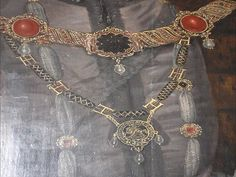 Henry VIII jewels housed in the Tower of London...