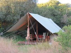 Heaven on Earth in the African bush!