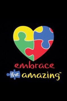 Life is amazing & those living with #Autism are part of that amazing! #awareness