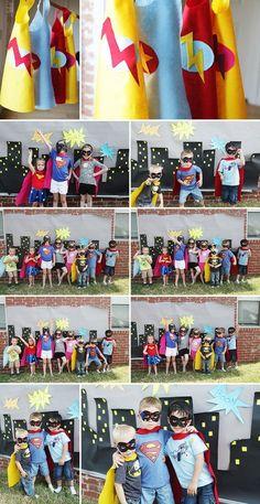 Superhero Party                                                                                                                                                     Más