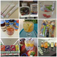 Eggface Recipes: Summer Drinks without the Sugar - Sugar Free, Bariatric Surgery, Weight Loss, Health and Fitness