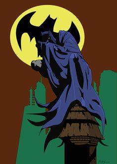 Batman by ~ImJohnny