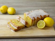 Delicious lemon bread doesn't get much easier than this! It uses lemon cake mix with a box of lemon pudding mix for extra lemon flavor and added texture.