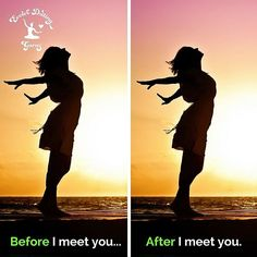 You gotta feel free loved empowered  whole to feel that way with another. #love #dating #evolvedating #LOA