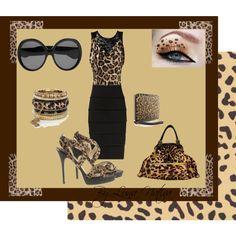 Leopard, created by Luna Nativa