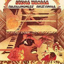 Stevie Wonder Fulfillingness' First Finale  1974