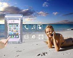 2 Capas para Smartphone | Impermeável & Funcional